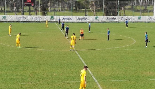 Foto: FC Viitorul, egal cu FC Kapaz, în cantonamentul din Turcia