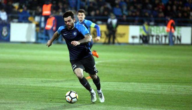 """Foto: FC Viitorul îşi vinde """"ultimul mohican"""". Tinerii sunt pregătiţi să-l înlocuiască"""