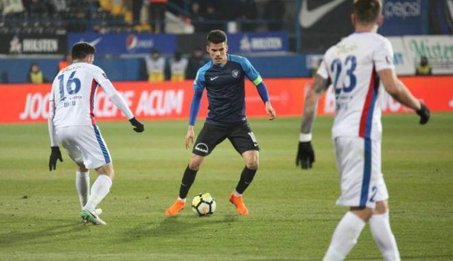 Foto: FC Viitorul revine la Ovidiu, pentru confruntarea cu CFR Cluj