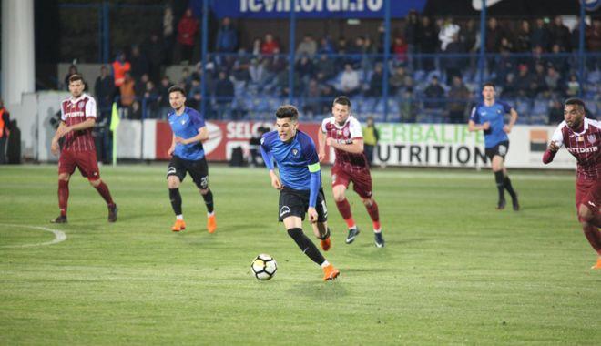 Foto: FC Viitorul vrea revanşa  în faţa celor de la FCSB