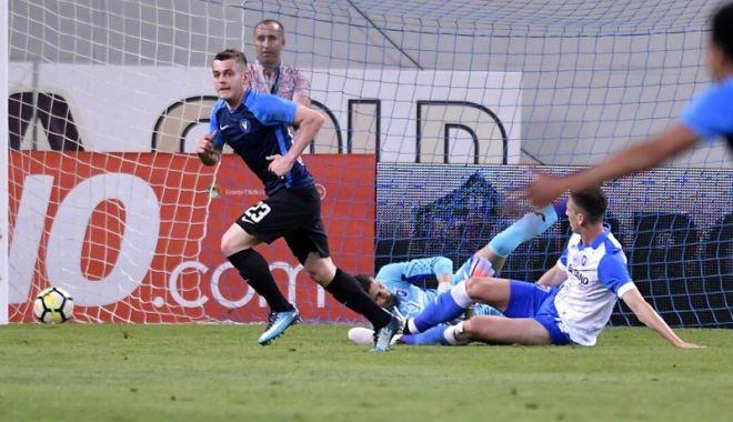 Foto: FC Viitorul se pregăteşte  pentru derby-ul cu Astra