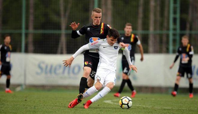 Foto: FC Viitorul întâlneşte în primul cantonament campioana şi vicecampioana Poloniei