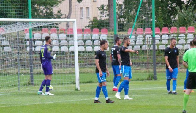 Foto: FC Viitorul, eşec sever în amicalul cu Zaglebie Sosnowiec