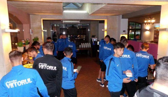 Foto: FC Viitorul şi-a mutat tabăra la Warka