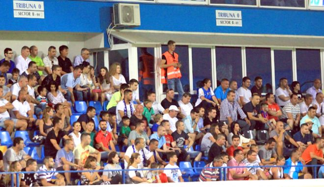 Foto: FC Viitorul, în linie dreaptă înaintea returului cu Racing Union