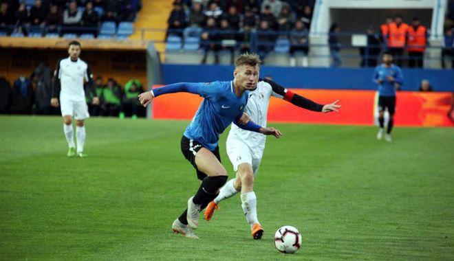 Foto: FC Viitorul, al şaselea  cel mai tânăr lot din Europa