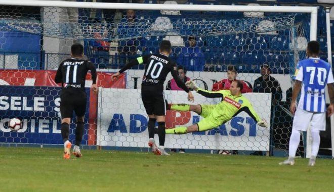 Foto: FC Viitorul, meci amical  cu Dunărea Călăraşi