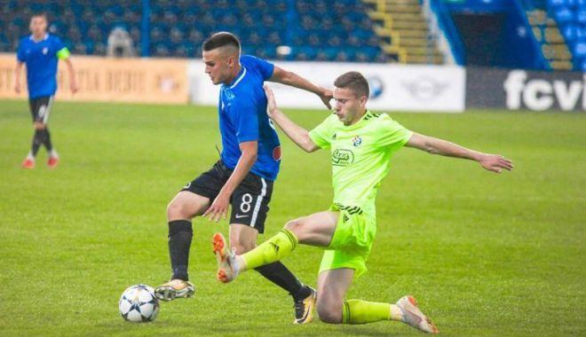 Foto: FC Viitorul nu are decât varianta victoriei cu Dinamo Zagreb