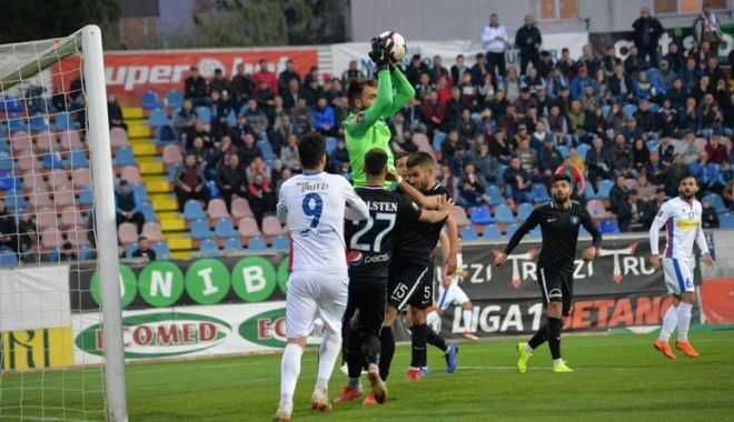 Foto: FC Viitorul, trei puncte mari câştigate la Botoşani