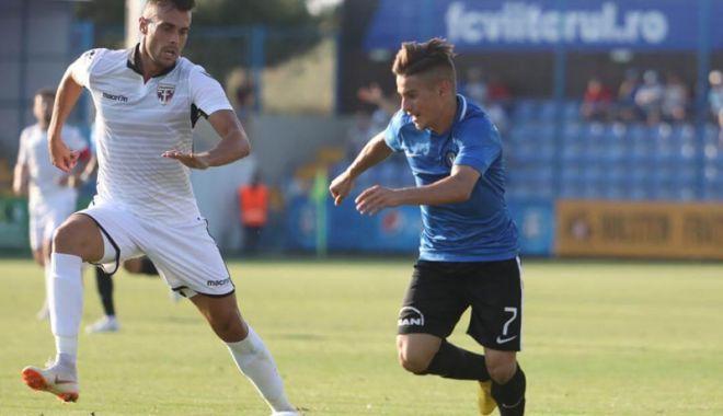Foto: FC Viitorul vrea să îşi consolideze locul de play-off