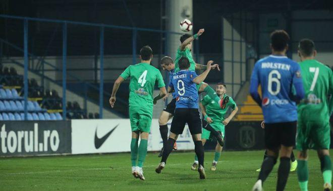 """Foto: FC Viitorul caută cheia pentru """"lacătul"""" Voluntariului lui Bergodi"""