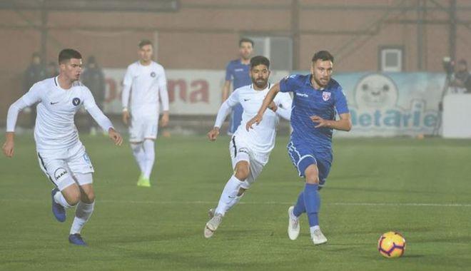 Foto: FC Viitorul învinge pe FC Voluntari şi urcă pe podium