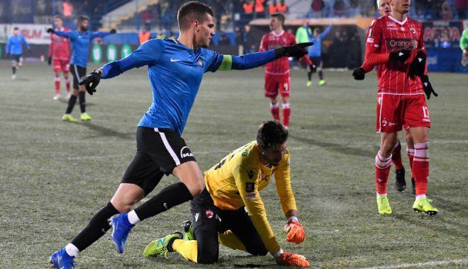 """Foto: FC Viitorul  a zdrobit pe Dinamo Bucureşti. """"Am făcut un meci mare!"""""""