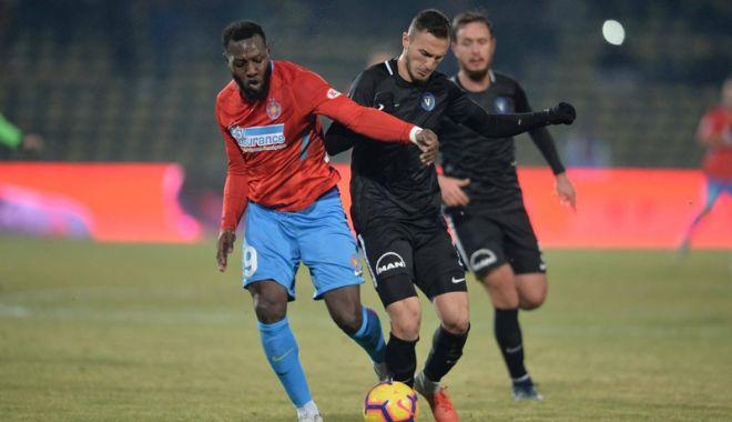 FC Viitorul a pierdut derby-ul cu FCSB.