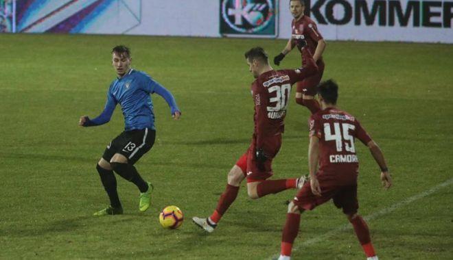 Foto: FC Viitorul înfruntă  pe Hermannstadt,  în ultima partidă a anului