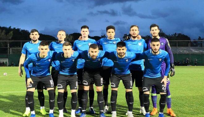 Foto: FC Viitorul, victorioasă împotriva liderului Ungariei, Ferencvaros