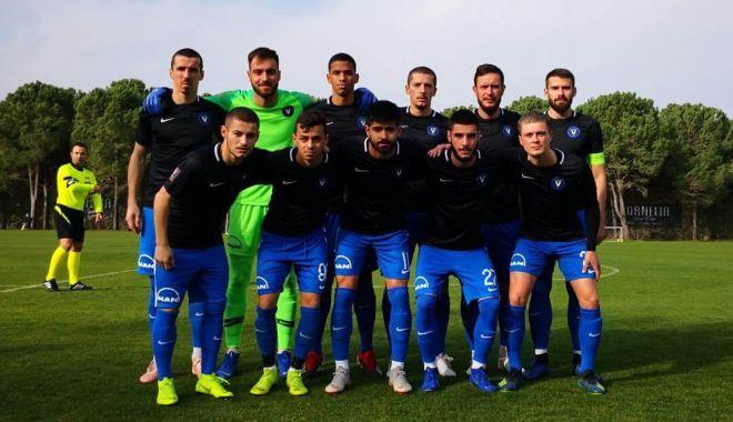 Foto: FC Viitorul a pierdut amicalul cu Yenisek Kranosnoyarsk
