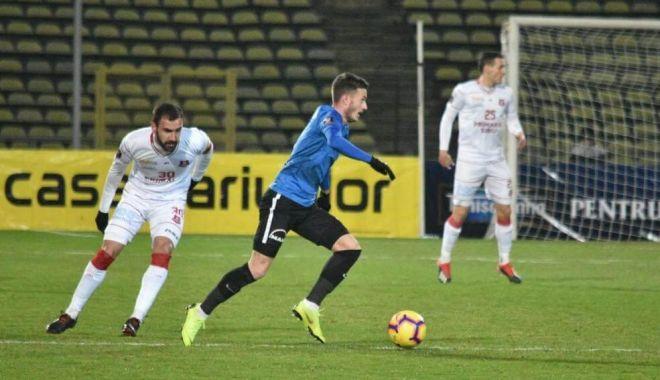 Foto: FC Viitorul s-a calificat, în premieră, în semifinalele Cupei României