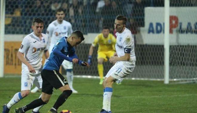 Foto: FC Viitorul şi-a aflat adversara din semifinalele Cupei României