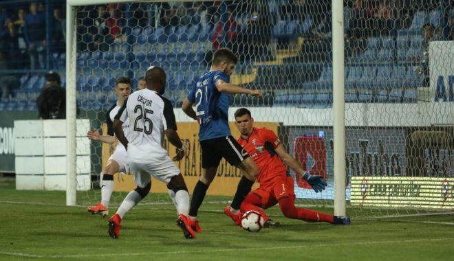 Foto: FC Viitorul, la un punct distanţă de podiumul Ligii I