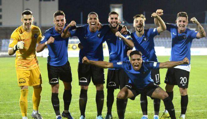 Foto: FC Viitorul, amical cu Cernomore Varna, vineri