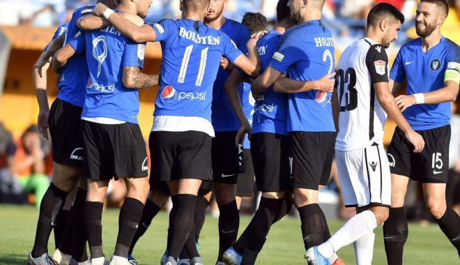 Foto: FC Viitorul vrea să își ia revanșa, la Ovidiu, cu Chindia Târgoviște