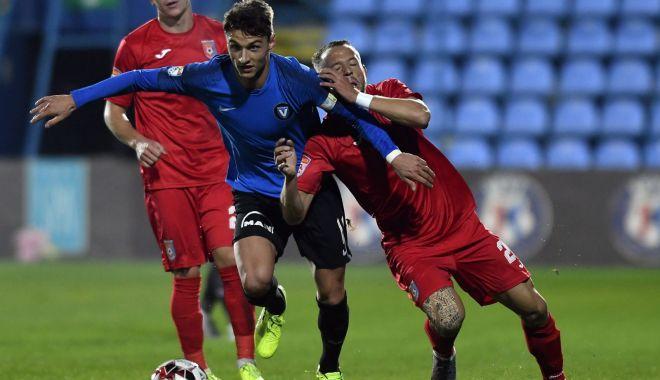 Foto: FC Viitorul merge la Sibiu cu un moral bun și cu dorința de a ajunge pe primul loc