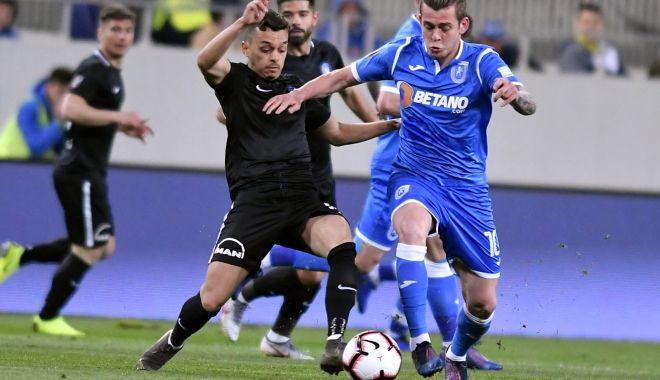 Foto: FC Viitorul este gata pentru confruntarea cu CSU Craiova