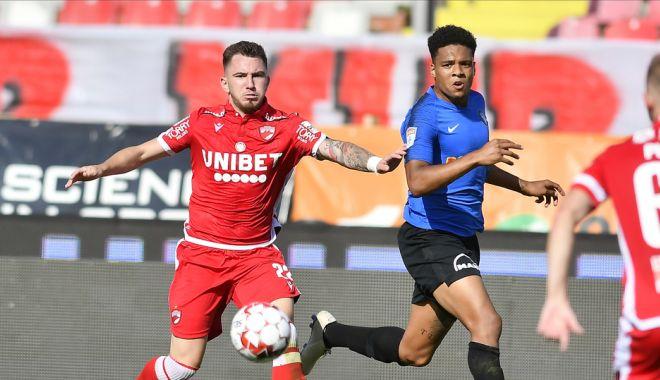 Foto: FC Viitorul a remizat cu Dinamo în
