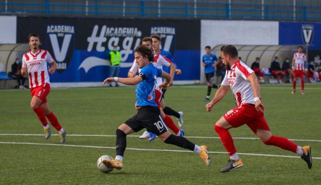 FC Viitorul II, şapte goluri marcate în restanţa cu Agricola Borcea - fcviitorul-1603989247.jpg