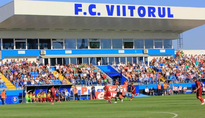 """Foto: FC Viitorul se pregăteşte pentru """"dubla"""" cu FC Botoşani"""