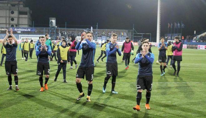 Foto: FC Viitorul doreşte  să prelungească  şirul victoriilor  din play-off