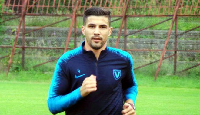 Foto: FC Viitorul l-a transferat pe fundaşul Srdjan Luchin