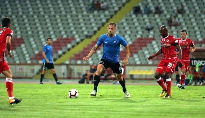 Foto: FC Viitorul, fără trei jucători importanţi în meciul cu Gaz Metan
