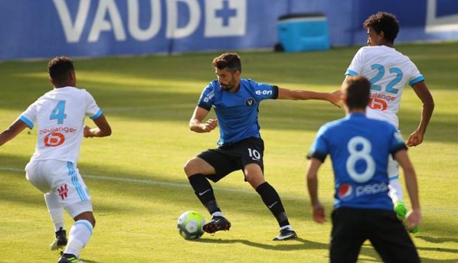 Foto: FC Viitorul joacă,  astăzi,  cu Gaz Metan Mediaş