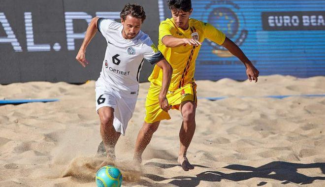 Doi militari din echipa de minifotbal a LMP joacă pentru naționala României la fotbal pe plajă - fdfb343173d14cd6b5e544376dabe144-1624182477.jpg