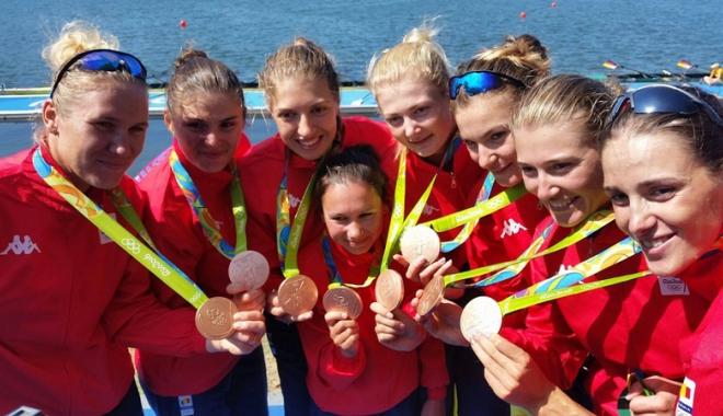 Foto: Ce spune  FR de Canotaj  despre scandalul dopingului