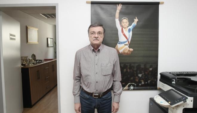 Foto: Alegeri la FR de Gimnastică.