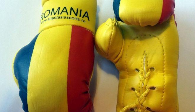 Foto: Federaţia Română de Box va primi din nou finanţare de la MTS