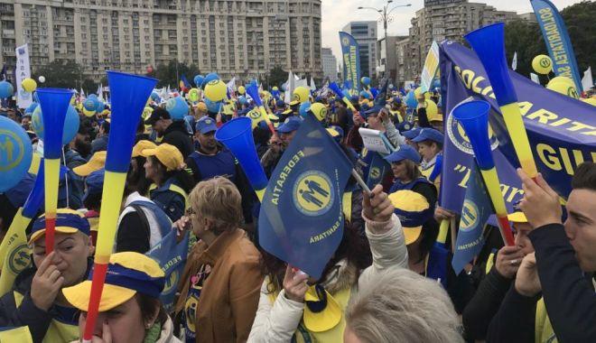 """Foto: Federația """"Solidaritatea Sanitară"""" a anunțat calendarul acțiunilor de protest"""