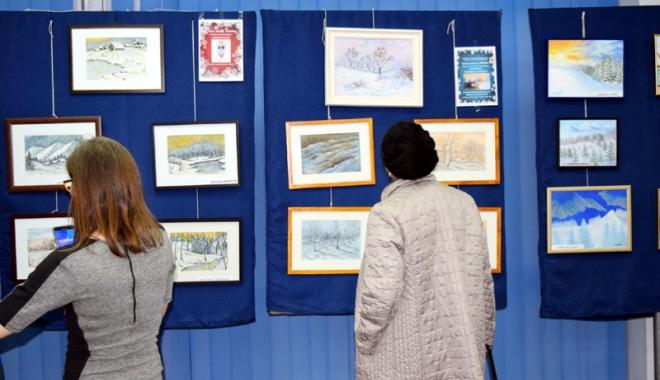 "Foto: ""Feeria Iernii"" a ajuns la Muzeul Marinei Române"