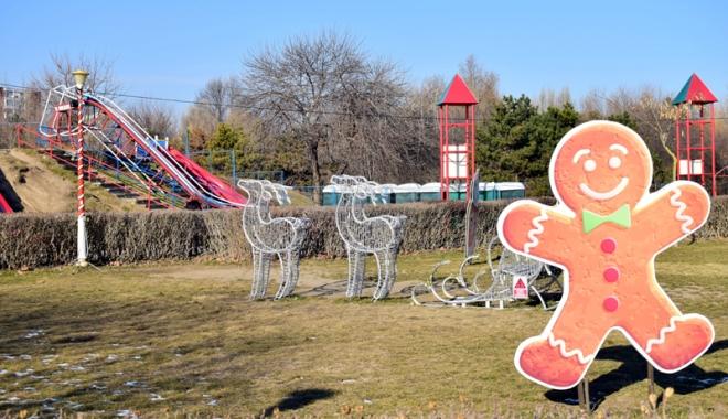 Tărâmul Magic al Crăciunului se deschide, astăzi, în Parcul Tăbăcărie - feerie3-1512665725.jpg