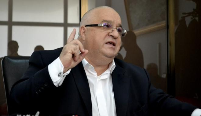 Foto: Felix Stroe, mesaj de susținere pentru Mihai Tudose