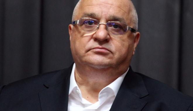 Foto: Felix Stroe, reales preşedinte al Asociaţiei Române a Apei