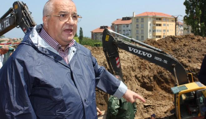 Foto: Veste bună pentru năvodăreni: problema apei s-a rezolvat!
