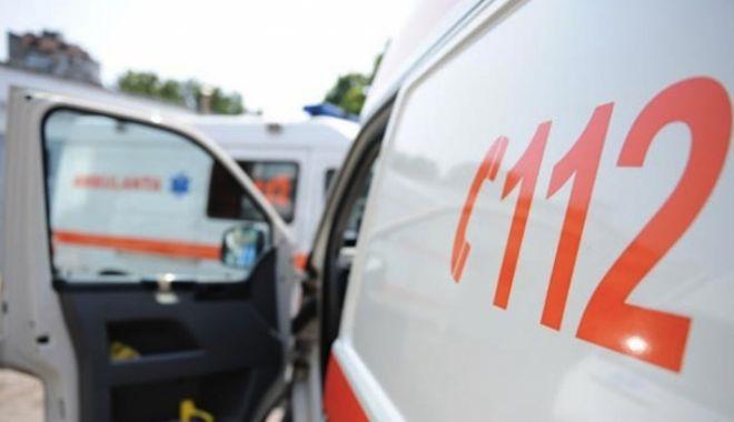 Foto: Accident rutier în judeţul Constanţa, soldat cu o victimă!