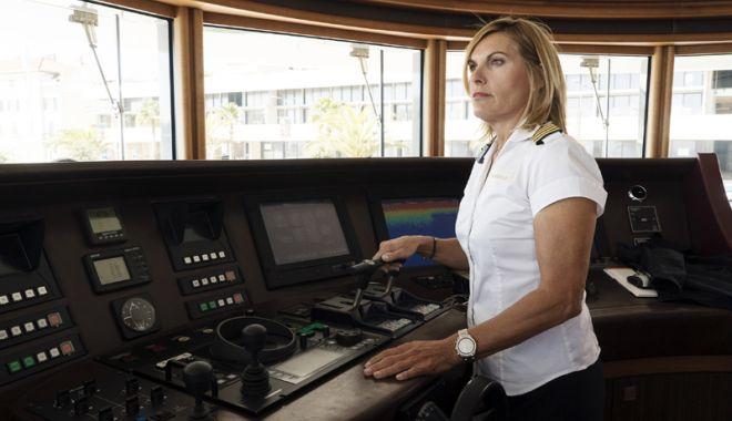 Foto: Femeile sunt nevoite să lupte din greu pentru a fi acceptate în shipping