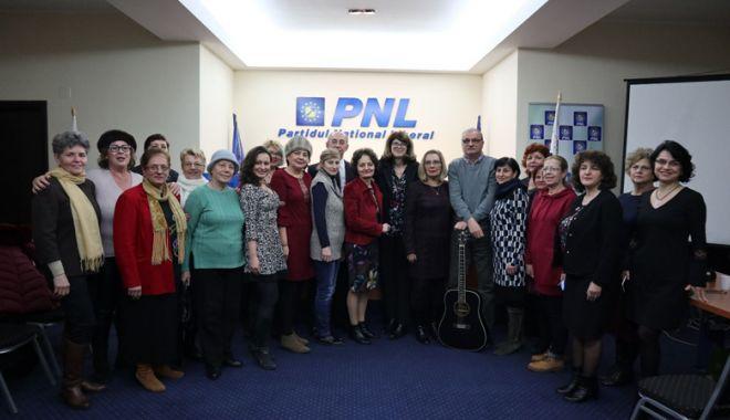 Foto: Cum au marcat femeile din PNL Ziua Culturii Naționale