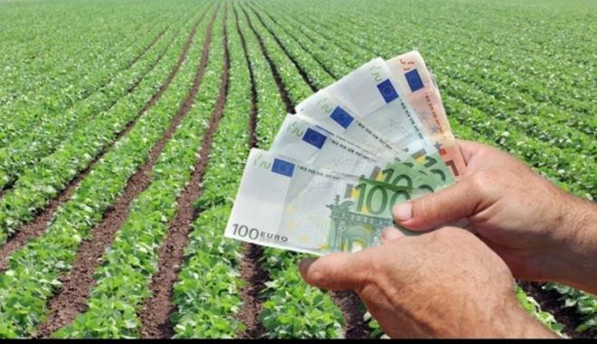 Foto: Fermierii au primit 1,5 miliarde de euro