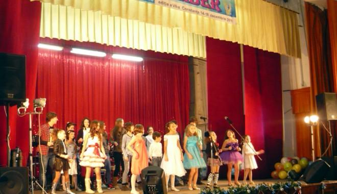 Cele mai bune voci de copii, la Festivalul Remember - festival-1324048324.jpg